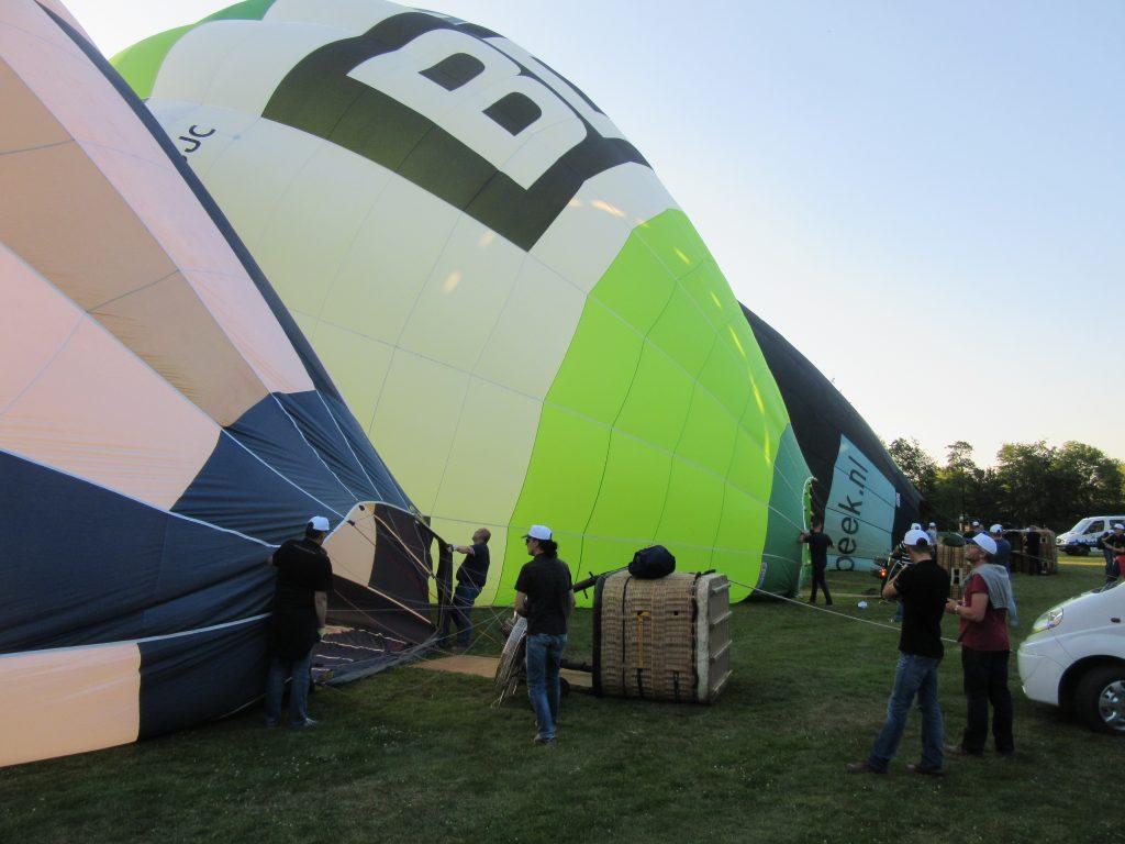 Ballonvaart Wageningen
