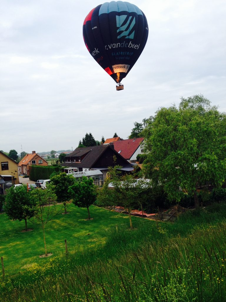 Luchtballon PH-HMG