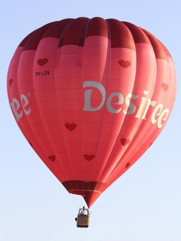 Luchtballon PH-LOV