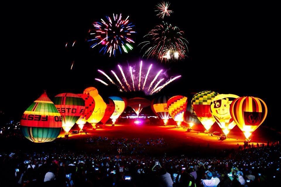 Ballonvaart festival