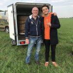 Ballonvaart met Q-music dj Joost Swinkels