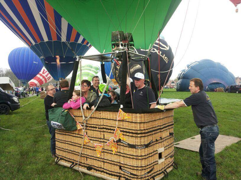 Ballonvaart Voorthuizen