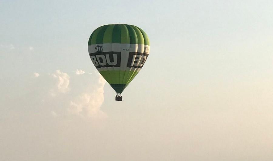Ballonvaart Arnhem