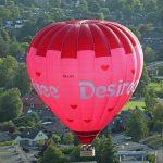 ballonvaart Gelderse Vallei