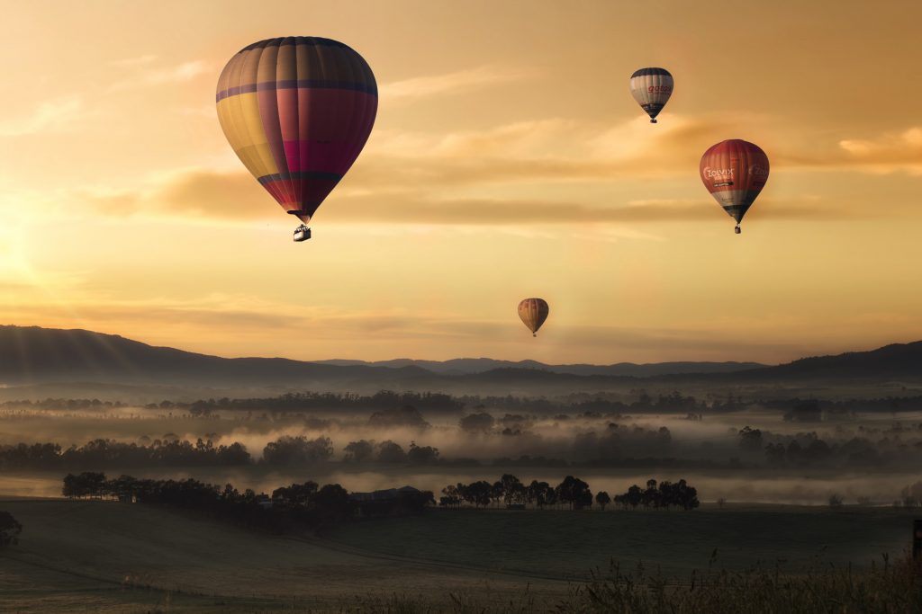 Geschiedenis luchtballonvaart
