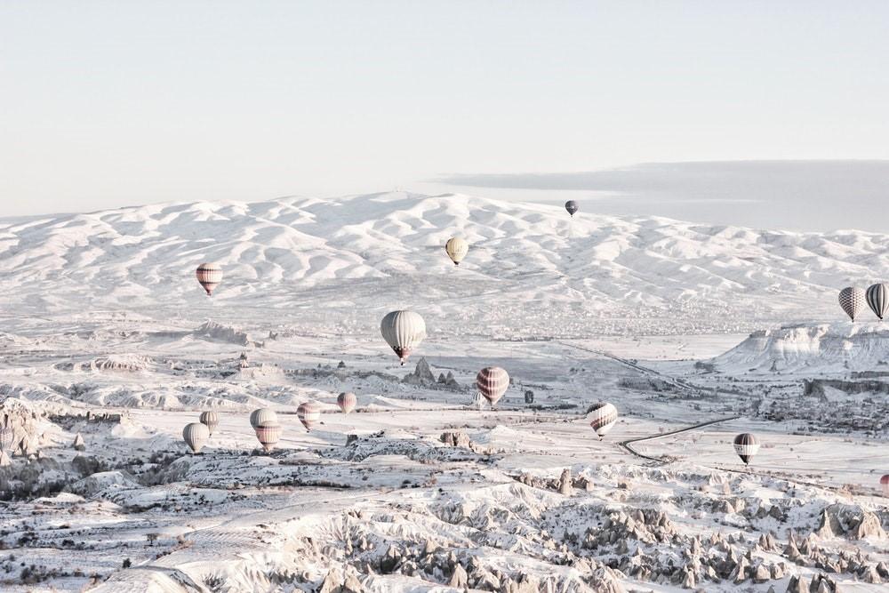 ballonvaart maken buitenland