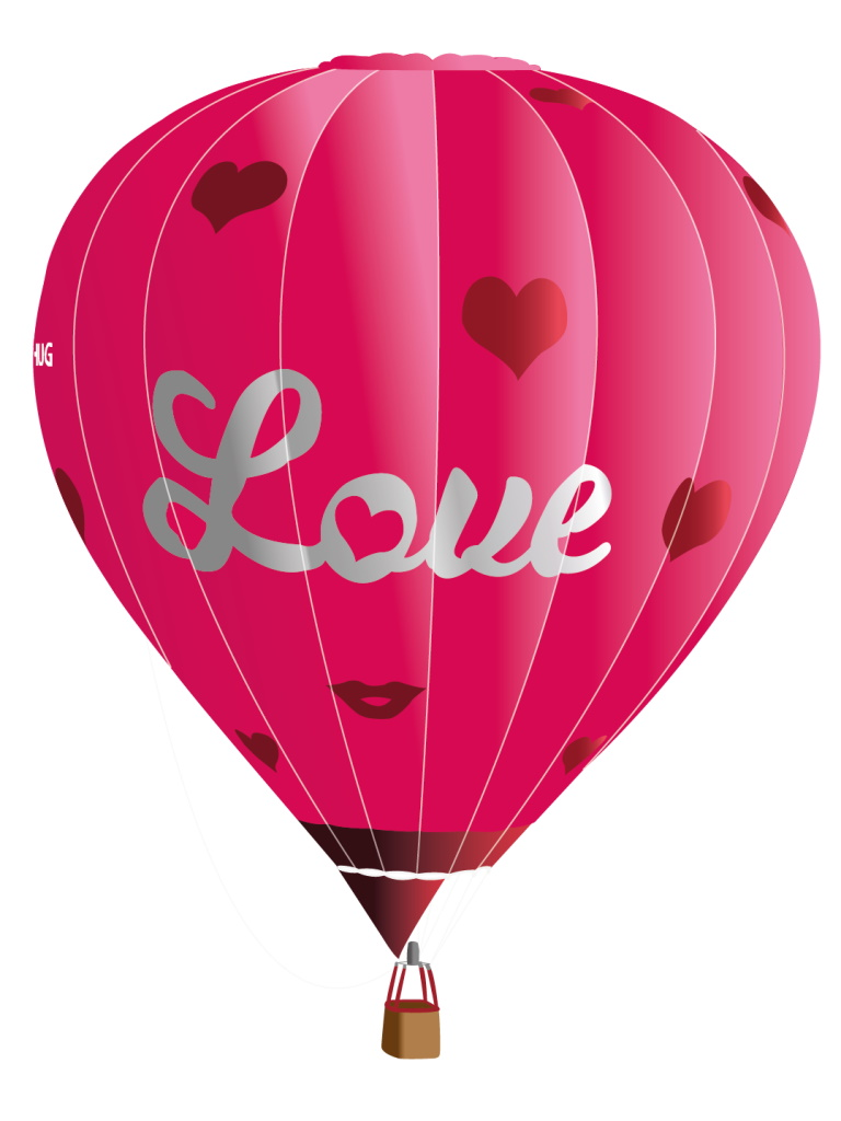 Ballonteam Wessel | LOVE-ballon_02