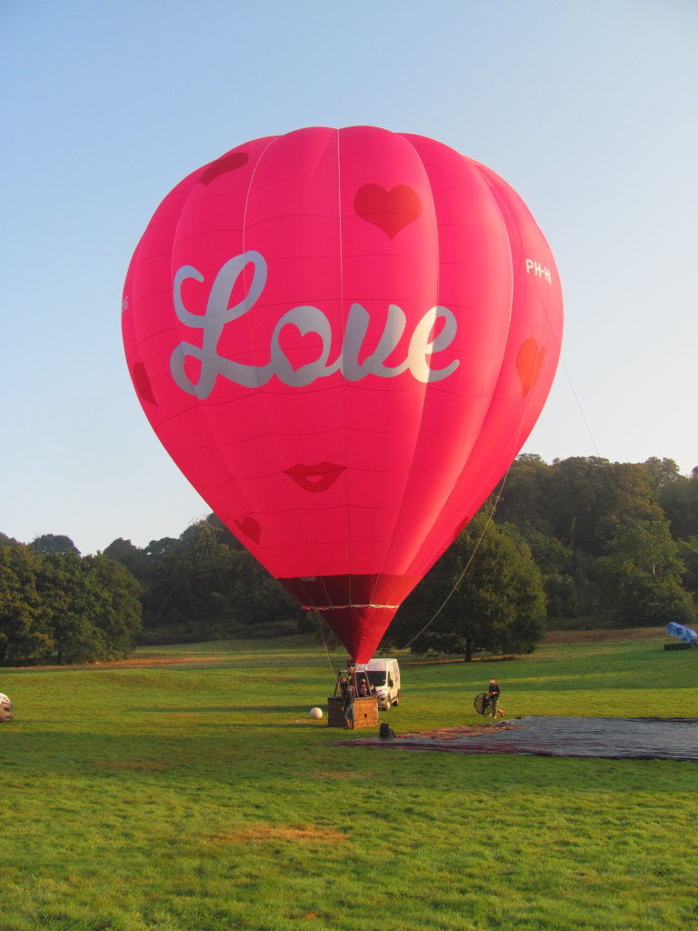 Ballonteam Wessel | LOVE-ballon_05
