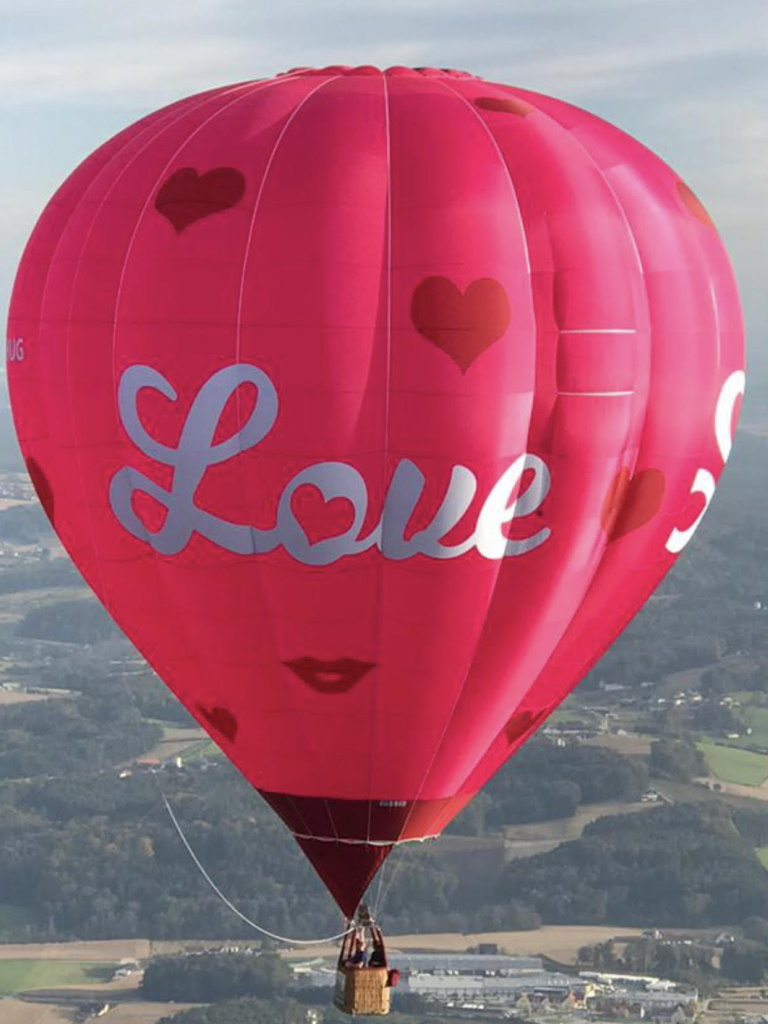 Ballonteam Wessel | LOVE-ballon_06