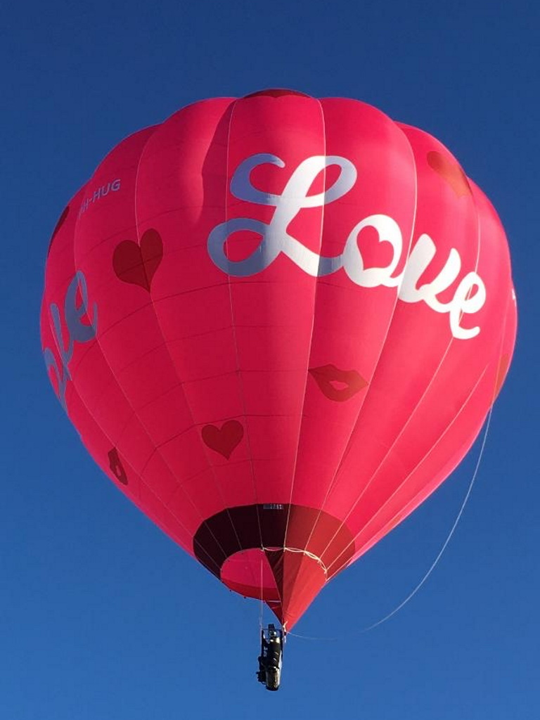 Ballonteam Wessel | LOVE-ballon_10