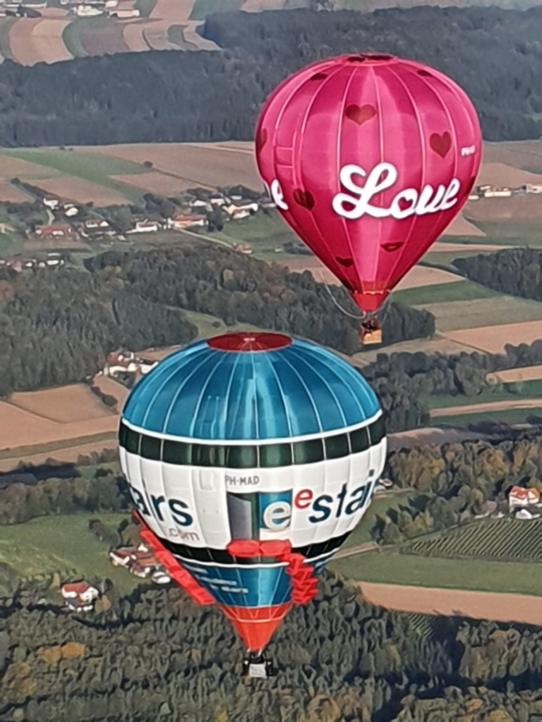 Ballonteam Wessel | LOVE-ballon_12