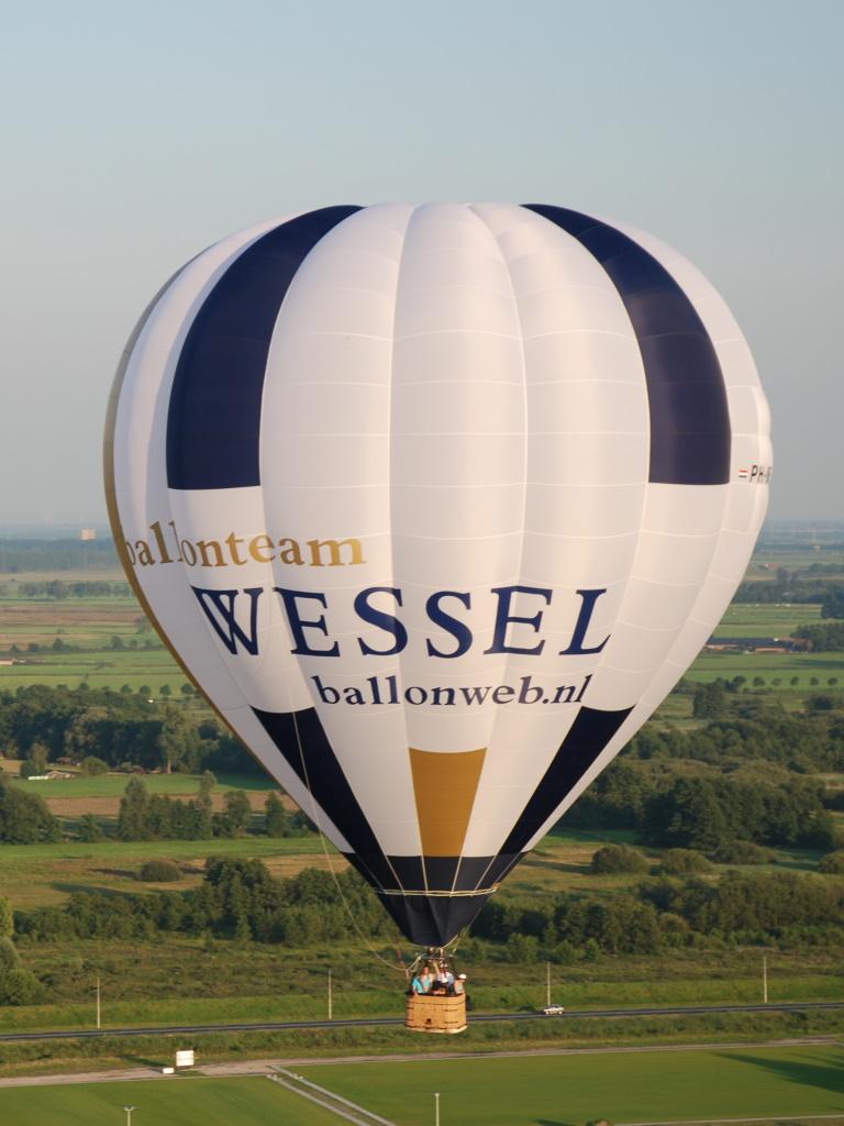 Ballonteam Wessel | Ballon PH-NEL